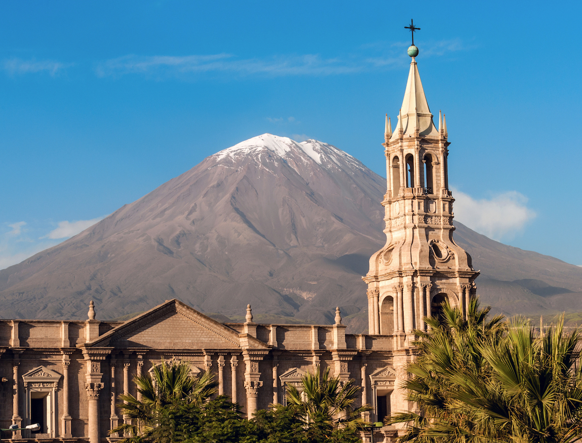 Arequipa, Peru travel guide